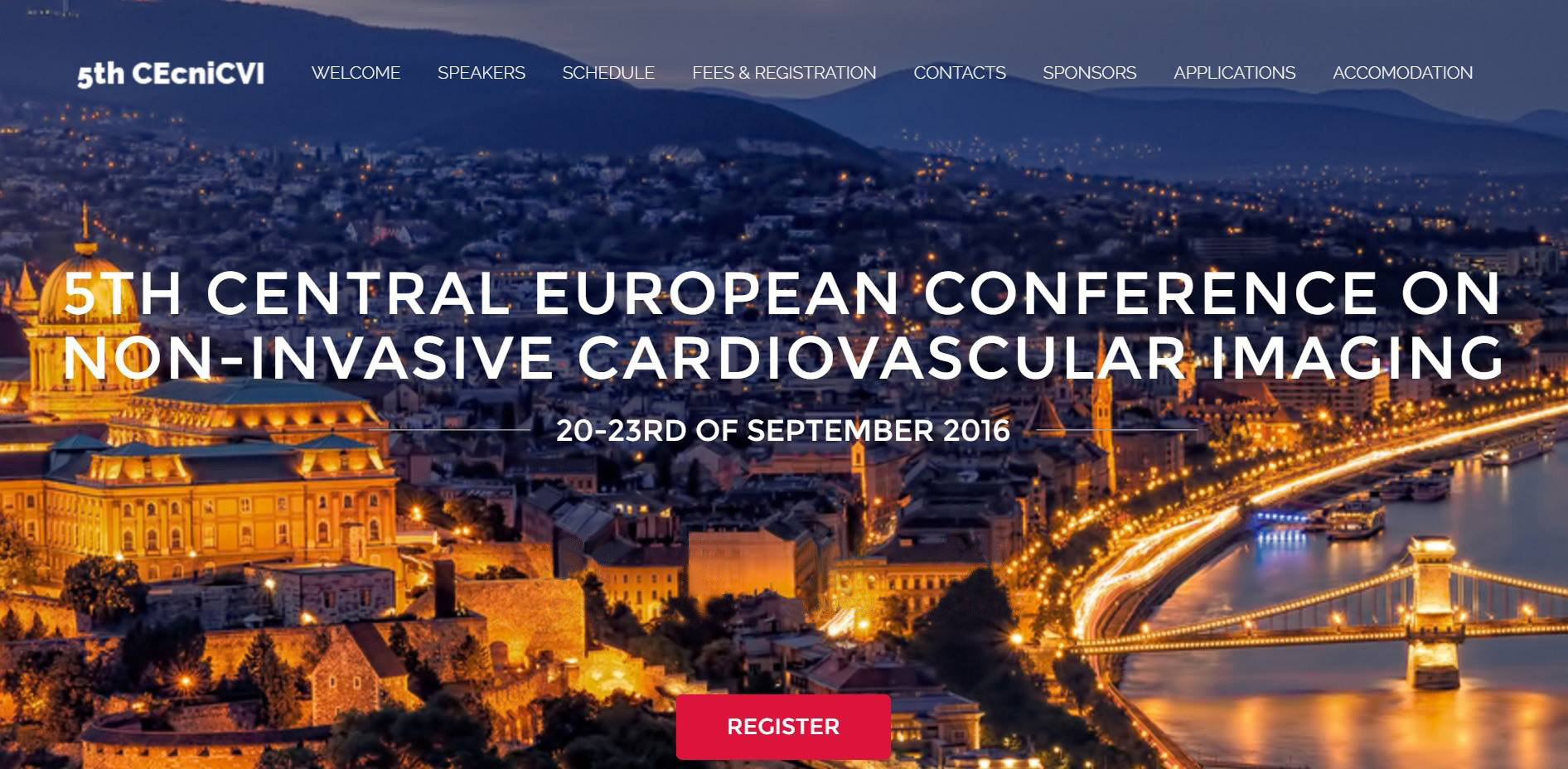 5TH CENTRAL EUROPEAN CONFERENCE ON NON-INVASIVE CARDIOVASCULAR IMAGING